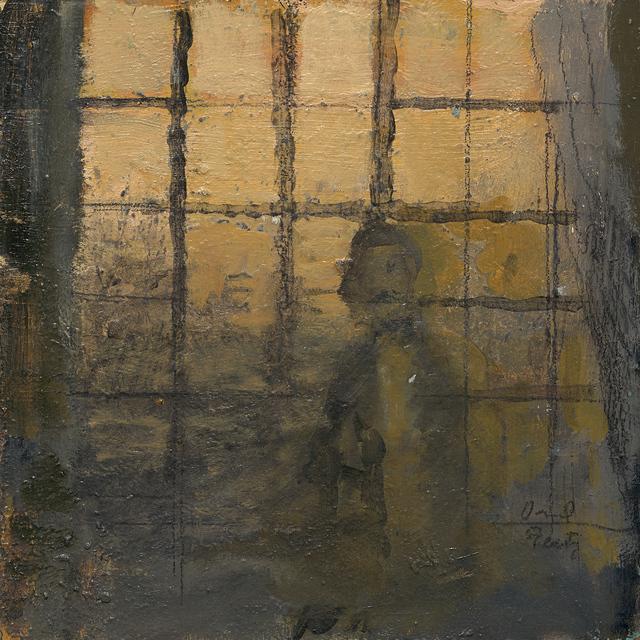 , '54 Rue Notre Dame de Lorette, Delacroix Studio,' 2014, Paul Thiebaud Gallery