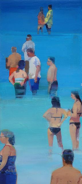 , 'Caribbean Beach,' 2018, Sue Greenwood Fine Art