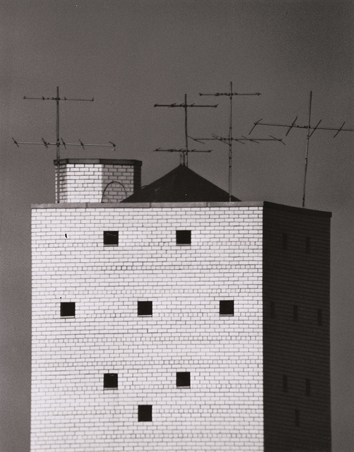 André Kertész, 'Water Tower, New York City', 1962 / 1962c, Contemporary Works/Vintage Works