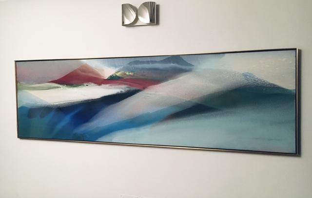 Paul Jenkins, 'Phenomena Hadrian's Keep', 1976, Painting, Acrylic on canvas, Galleria Ferrari