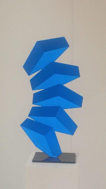 , 'Rasant, Ir. blue, Ed.1/4,' 2013, Galerie Pascal Janssens