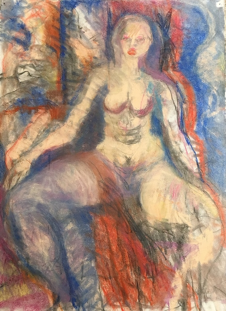 Harriette Joffe, 'The Belly Dancer', ca. 1985, Lawrence Fine Art