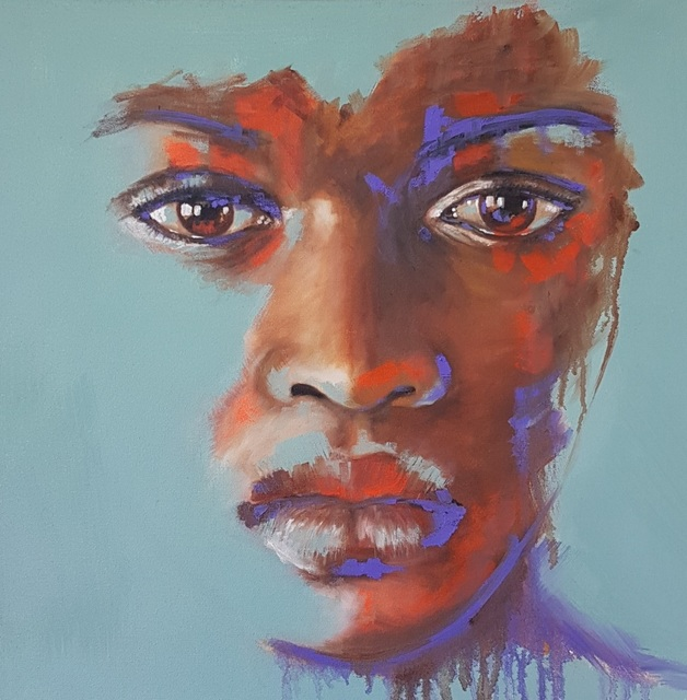 , 'I see you,' 2019, ARTsouthAFRICA