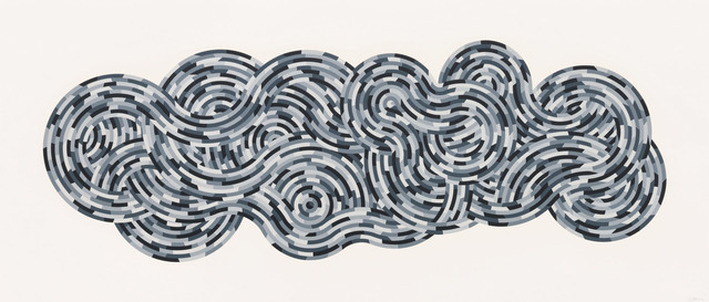, 'Whirls and Twirls (Black),' 2005, Pace Prints