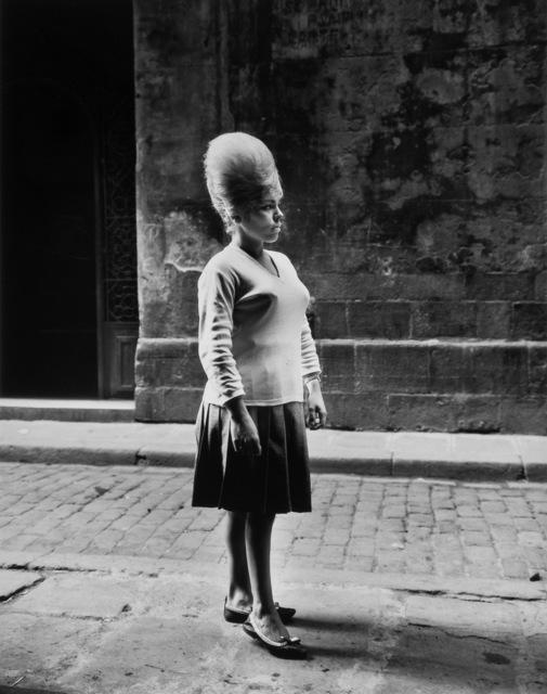 , 'Girl, Barcelona,' 1963, Danziger Gallery
