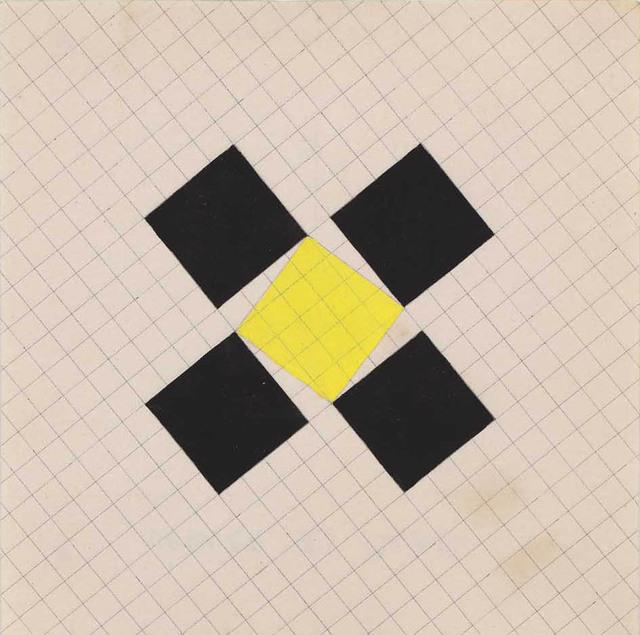 , 'Variar as cores,' 1958, Dan Galeria