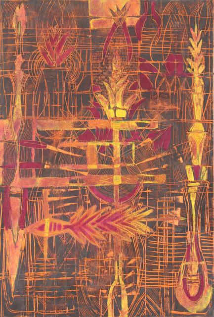 Guillermo Pacheco, 'Sin titulo (309)', 2017, Galería Quetzalli