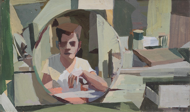 , 'Self Portrait,' 1969, Dolby Chadwick Gallery