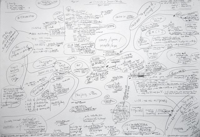 , 'Christo and Jeanne-Claude. Portrait 1 / 21 04 2015, South-Western University, Blagoevgrad,' 2015, SARIEV Contemporary