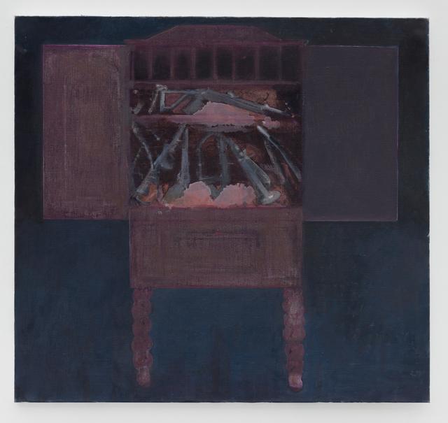 , 'Open Museum Series (#1),' 2017, Galerie Nathalie Obadia