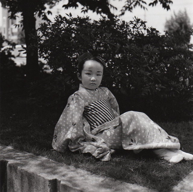 ", 'Ota, Gunma Prefecture, from the series ""Fûshi Kaden"",' 1975, 