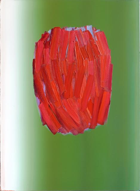 , 'KEIN TITEL, B 060617 ,' 2017, Galerie Jochen Hempel
