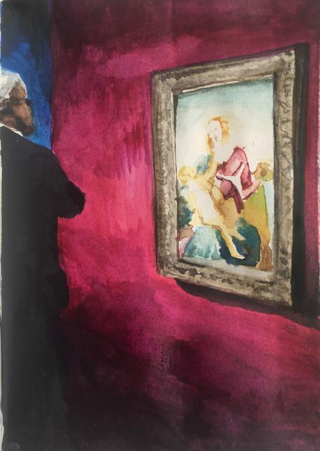 , 'Raffael (Madonna),' 2018, Galerie Schimming