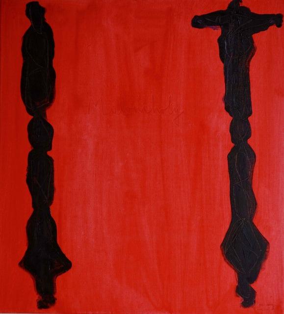 , 'Melancholy /Zug/,' 2005, Art+Text Budapest