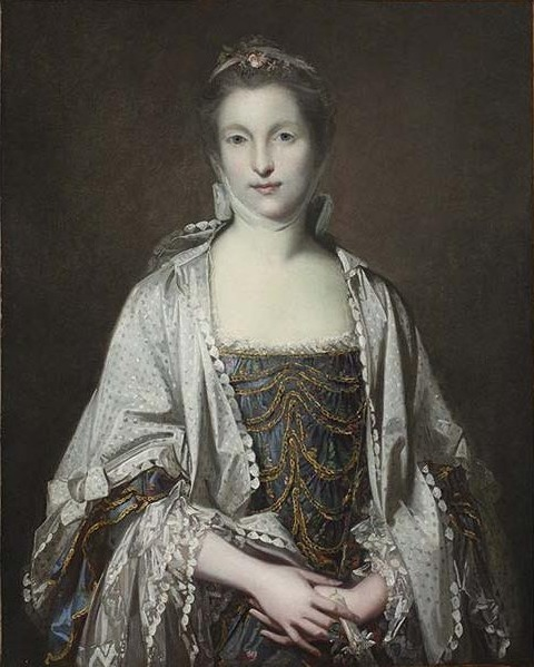 Joshua Reynolds, 'Portrait of a Lady', Late 18th century, Davis Museum