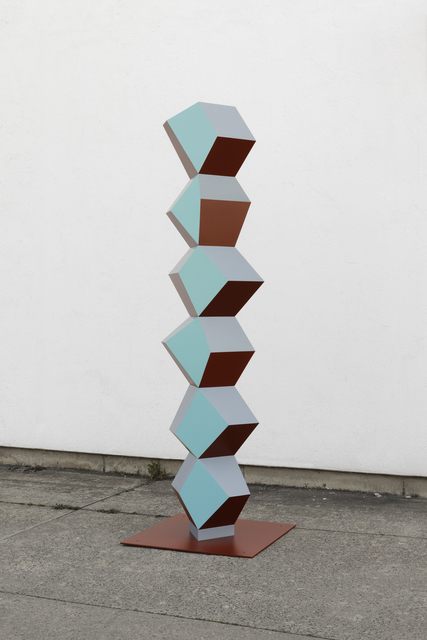 , 'Heavy Metal Stack of Six: Squirrel Nut,' 2019, Simon Lee Gallery