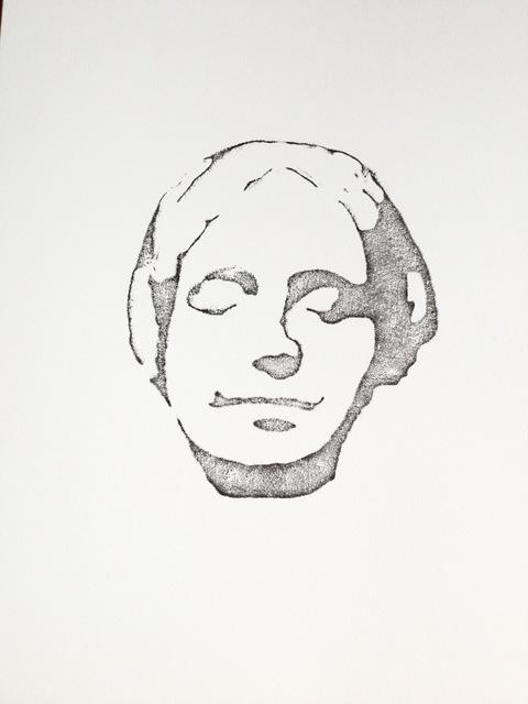 , 'De la Desconocida del Sena y otras Ofelias - I,' 2013, Oficina #1