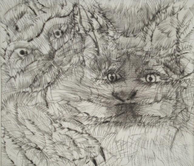 , 'Gatos,' ca. 2012, Stern Fine Art