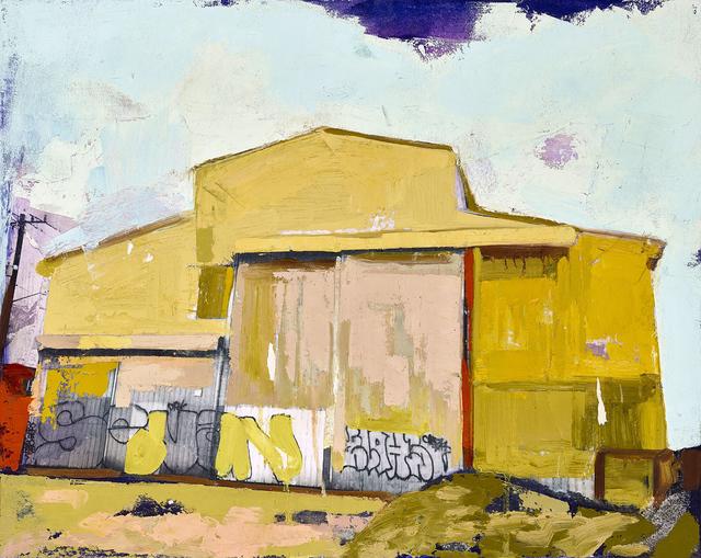 , 'B Side 2,' 2017, Linda Hodges Gallery