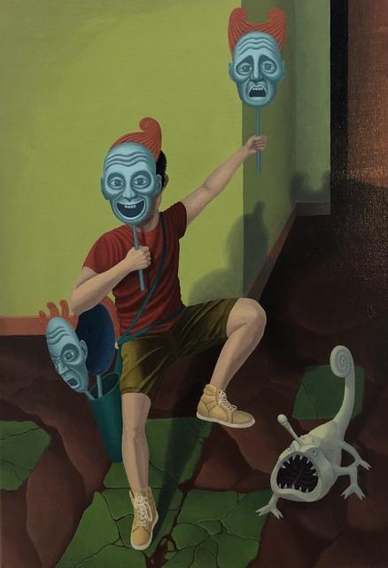 , 'Vicious Cycle,' 2018, Ro2 Art