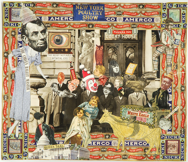 , 'The Circus Ballet Master,' ca. 1920-50, Adams and Ollman