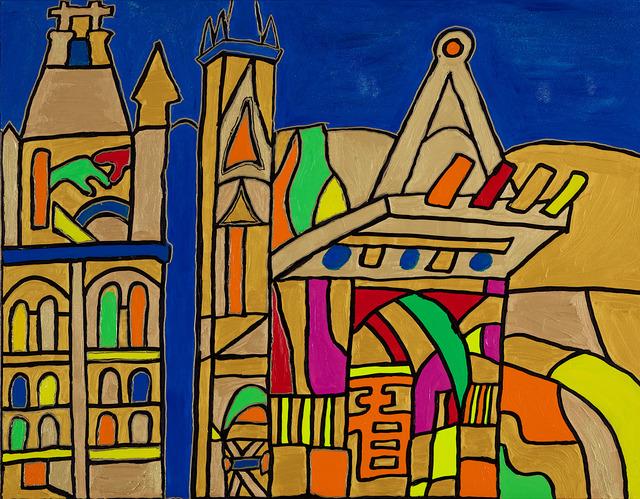 Leland Lee, 'Cathedral of Rome', 2014, Artrue Gallery
