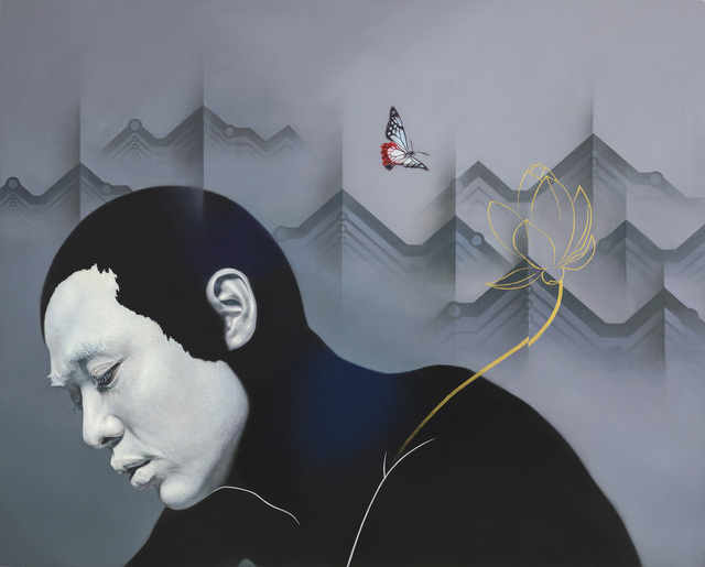 LIN Hung-Hsin, 'Dream of a Butterfly', 2014, Liang Gallery