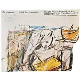 Albright Knox Gallery Program Cover