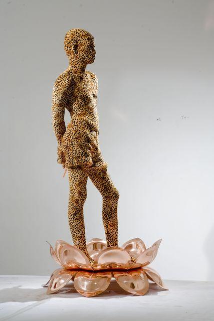, 'Boy on Lotus,' 2008, Opera Gallery