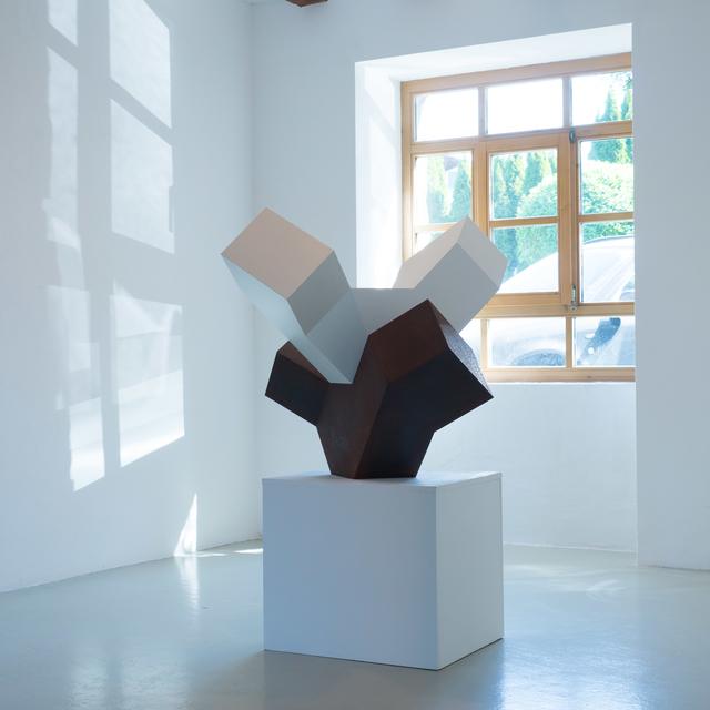, '3 on 3,' 2016, Edition & Galerie Hoffmann