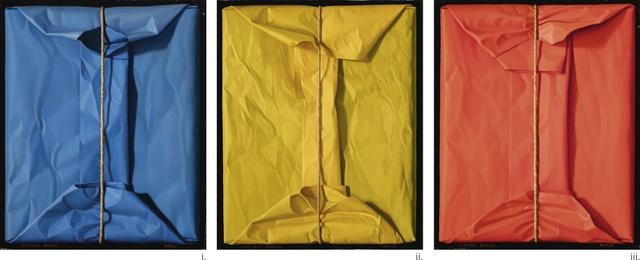 Claudio Bravo, 'i. Prisma 13 ii. Prisma 4 iii. Prisma 9 [Three Works]', Sotheby's