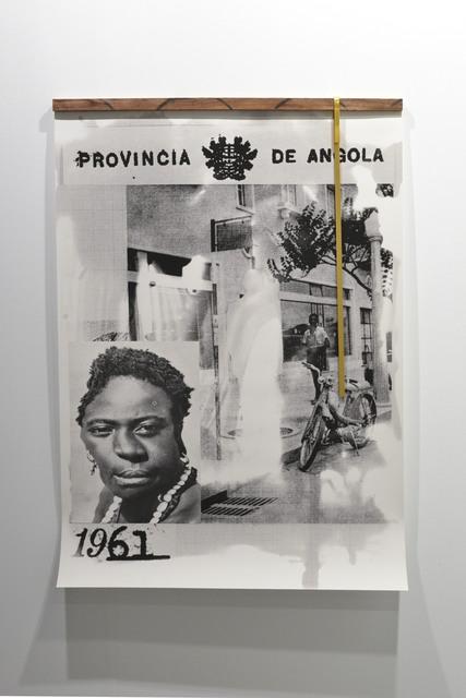 Délio Jasse, 'Provincia de Angola 1961', 2019, narrative projects