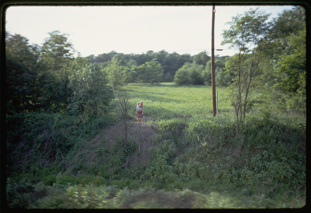 , 'Untitled from RFK Funeral Train,' 1968, Danziger Gallery