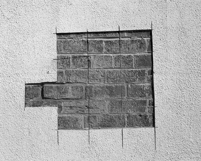 , 'window 1,' 2015, Christophe Guye Galerie