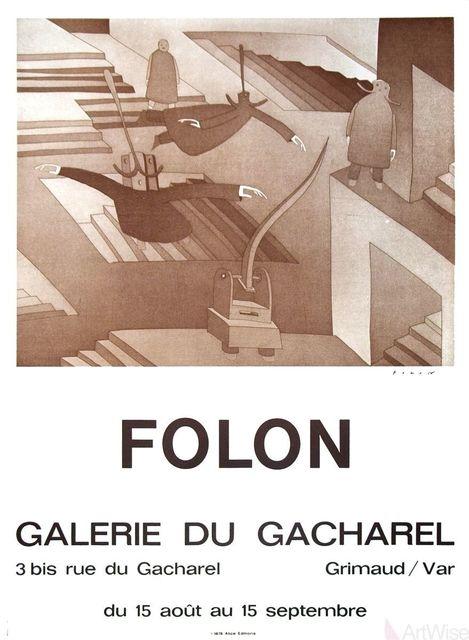 , 'Galerie Du Cacharel,' 1972, ArtWise