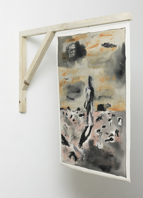 , 'Bandera,' 2016, Pasto