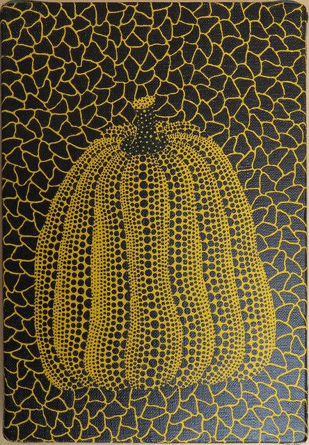 Yayoi Kusama, 'Untitled (yellow pumpkin)', 1991, IDEA