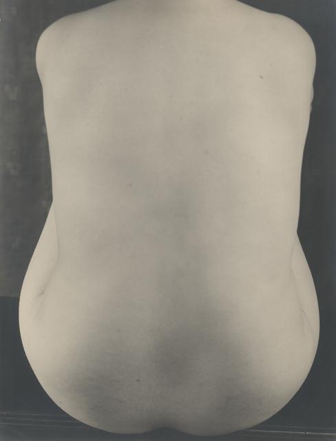 , 'Nude Study IV,' Mexico 1925, Johannes Faber