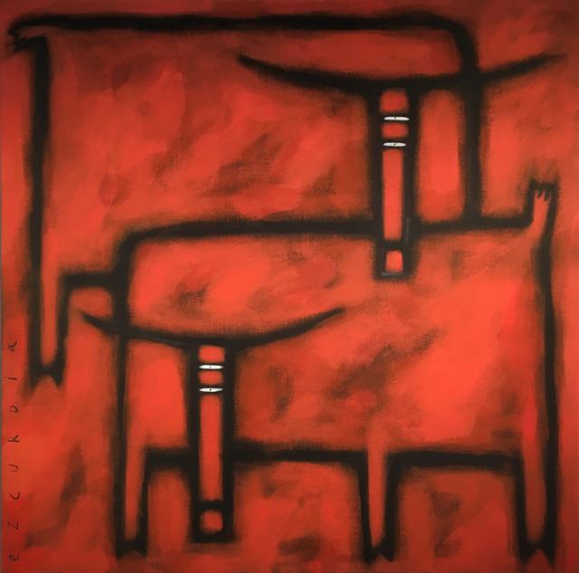 , 'Socios (Partners),' 2018, Mirada Fine Art