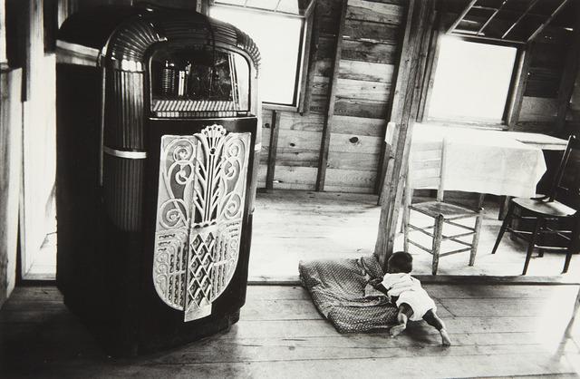 , 'Café, Beaufort, South Carolina,' 1955, Edwynn Houk Gallery