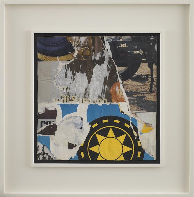 , 'Wheels,' 1960, Vallarino Fine Art