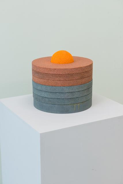 , 'No.124,' 2017, Galerie Liusa Wang