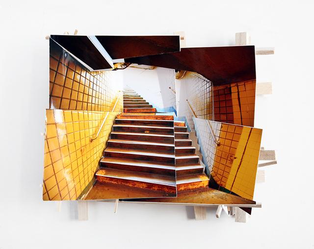 , 'Underground Passages,' 2016, Dominik Mersch Gallery