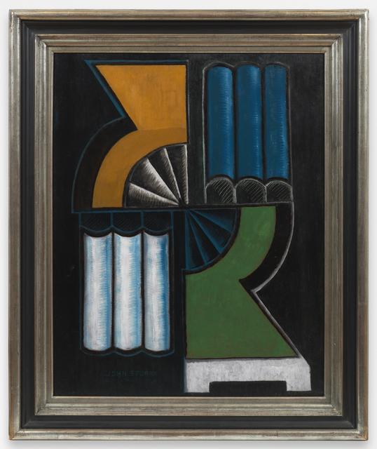 John Storrs, 'The Organ', 1932, Gary Snyder Fine Art