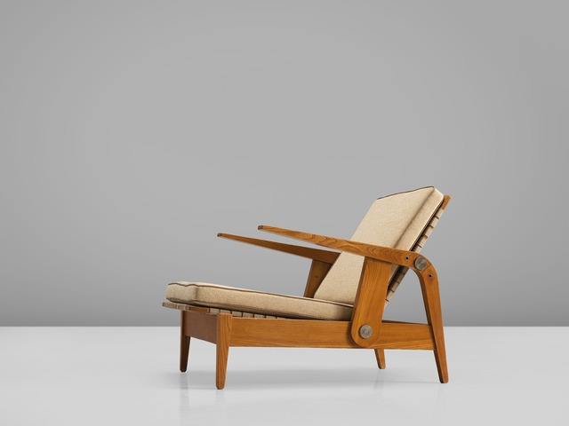 , 'Lounge Chair,' 1940, MORENTZ