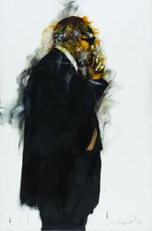Bar-On, 2007, Oil on canvas, Photo: Elad Sarig