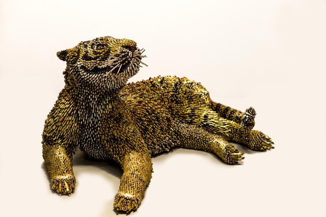 , 'Tiger,' 2016, Cavalier Ebanks Galleries