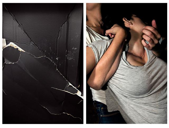 , 'Untitled (Dragging/Impact),' 2017, Kopeikin Gallery