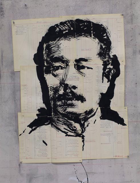 , 'Untitled (Xun Lu),' 2016, Goodman Gallery