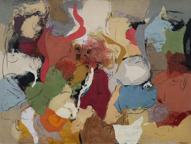 , 'Carnival I ,' 1997, Ellsworth Gallery